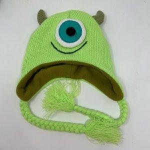 Disney Parks Monster's Inc Fleece Hat